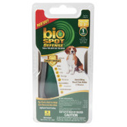 Bio Spot Defense Flea & Tick Spot On for Dogs
