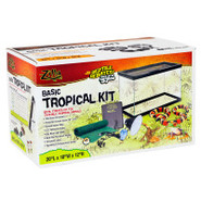 Zilla Basic Tropical Starter Kit