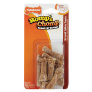 Nylabone Romp &#39;n Chomp Treat Toy Refill Mini Soupe