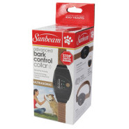 Sunbeam Pets Advanced Bark Control Ultrasonic Coll