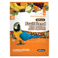 ZuPreem AvianMaintenance FruitBlend for Parrots