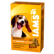 Iams Biscuits Puppy Formula