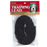 Top Paw Cotton Web Training Leashes