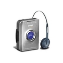 Coby CX-49 Personal AM/FM Stereo Cassette Player