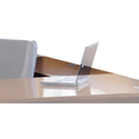 Stella Series 48-inch Bridge for Stella Desk and C