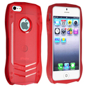 Red Sports Car TPU Rubber Skin Case for Apple?? iP