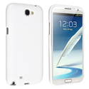White Jelly TPU Case for Samsung Galaxy Note II N7
