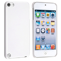 White Snap-on Case for Apple?? iPod touch Generati