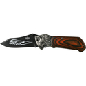 Fantasy Master Chopper Wolf Folding Knife (4.5-Inc