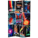 Six-Foot Tall Double-Sided 'Star Trek Movie P