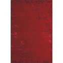 Hand-tufted Rosewood Red Rug (8' x 11')