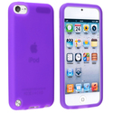 Purple Silicone Skin Case for Apple?? iPod touch G