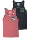 Tank, Pattern Stripe Tank