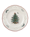 Serveware, Christmas Tree Pierced Accent Plate