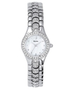 Watch, Women&#39;s Crystal Stainless Steel Bracelet 22