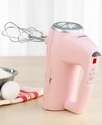 CHM-7 Hand Blender, 7-Speed PowerSelect Pink Colle