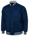 MLB Jacket, New York Yankees Coaches Choice Varsit