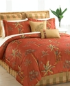 Halmart Collectibles Spice Palm 8-Piece Comforter 