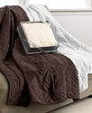 Blankets, Quilted Seranelle Giftable Throw Bedding