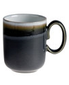 Mug, Double Dip Jet Grey
