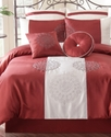 Kimora 8 Piece Queen Comforter Set Bedding