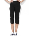 Pants, Stretch Cropped