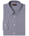 Dress Shirt, Gingham Long Sleeve Shirt