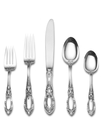 Towle   King Richard   Sterling Silver 5-Piece Pla