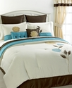 Primrose 24 Piece California King Comforter Set Be