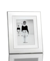 Martha Stewart Collection Picture Frame, Silver Be