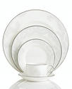 Wedgwood Dinnerware, Trailing Vines 5 Piece Place 