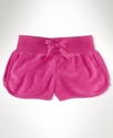 Kids Shorts, Little Girls Terry Shorts