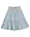 Girls Skirt, Girls Denim Maxi Skirt