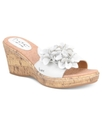 b.o.c. by Born Shoes, Mel Platform Wedge Sandals W