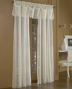 Croscill Window Treatments, Cavalier Sheer 84   Pa