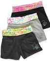 Kids Shorts, Girls Yoga Shorts