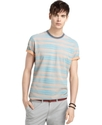 Shirt, EDV Stripe Shirt