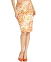 by ASL Skirt, Paisley-Print Pencil