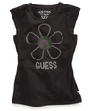 GUESS Kids Shirt, Girls Rhinestone Top