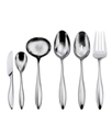Flatware 18/10, Asteria 6 Piece Hostess Set