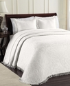 All Over Brocade King Bedspread Bedding
