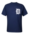 Big and Tall MLB T Shirt, Detroit Tigers Team Tee