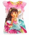 Kids Pajamas, Toddler Girls Dora the Explorer Nigh