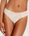 Thong, Signature Lace Thong 576000