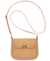 RACHEL Rachel Roy Handbag, Natural Native Crossbod