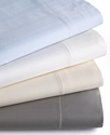 Bedding, 700 Thread Count Striped MicroCotton Quee