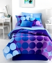 Dot Allure 3 Piece Twin Comforter Set Bedding