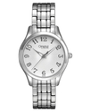 Caravelle by Bulova Watch, Women&#39;s Stainless Steel