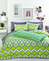 Trina Turk Bedding, Geo Drop 20   x 52   Body Deco