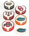 NCAA Collegiate Coasters, Sets of 4